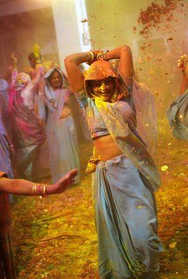 holi-festival-Vrindavan