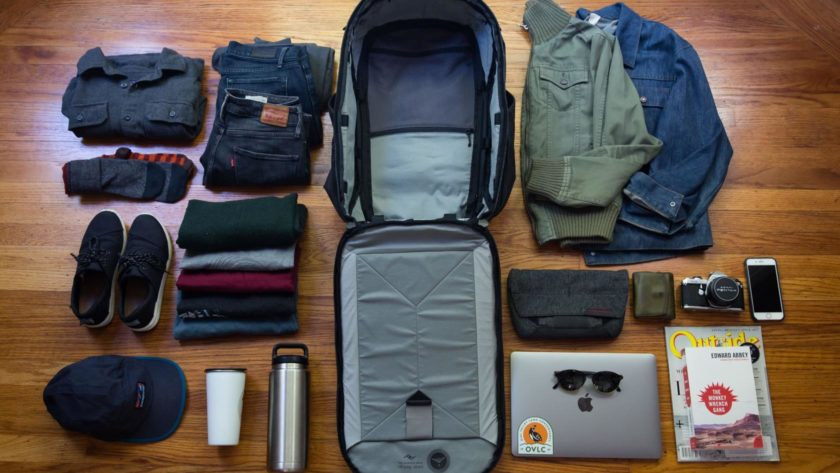 How to Pack, Clean, and Care for Your Clothes When You Travel